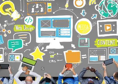 Diseño páginas web corporativa