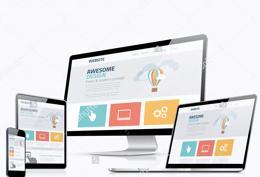 Página Web Responsive para móviles, tablet