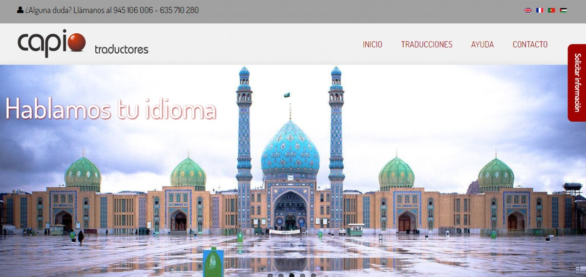 web traducciones juradas técnicas intérpretes