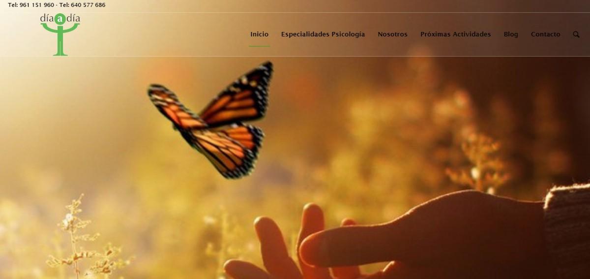 web centro psicología y salud mental