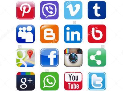 Selección de las redes sociales