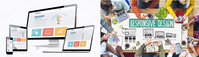 Diseño Web Responsive para móviles, Tablet...