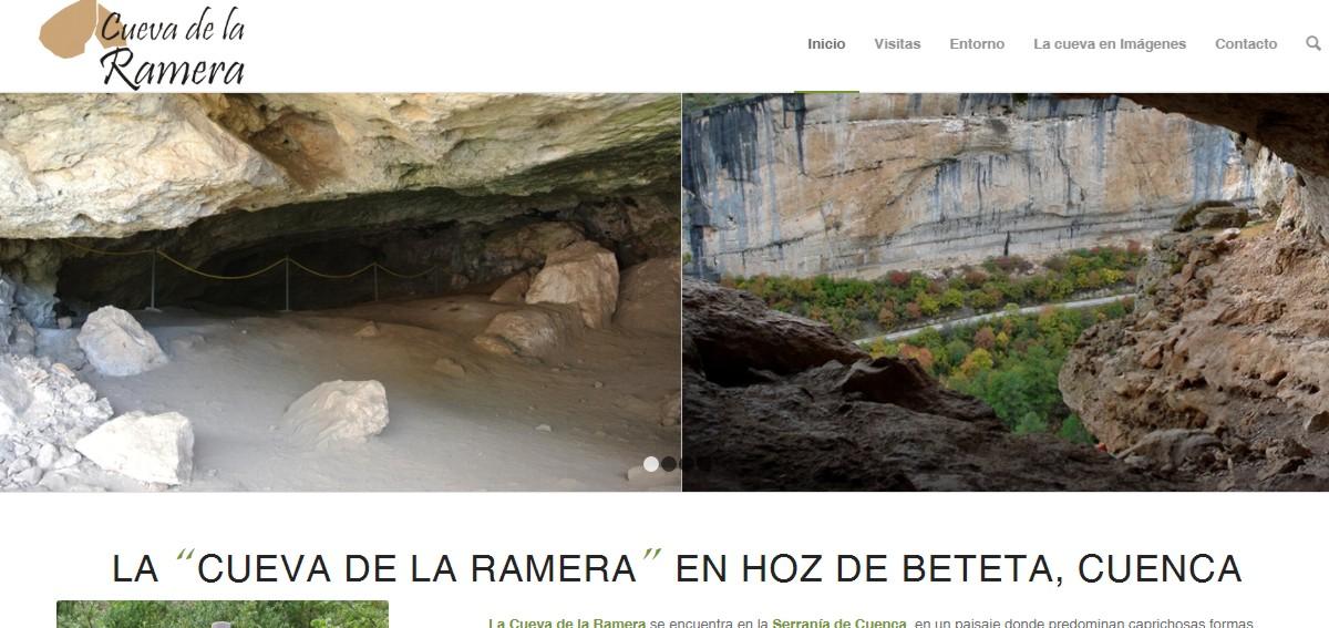 web rutas turisticas