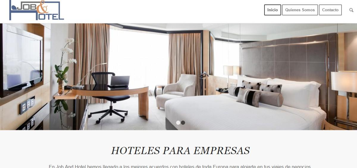 web hoteles