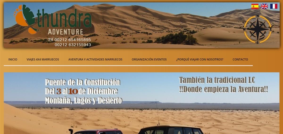 web viajes 4x4 marruecos
